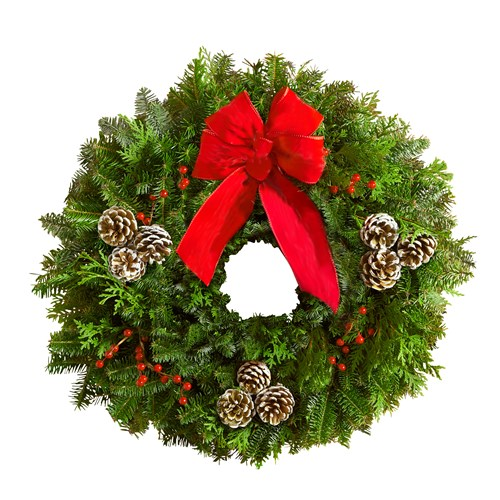 H5033_fresh_balsam_wreath