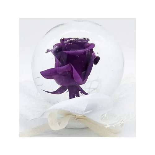 purple-rose-globe