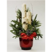 Triple-Birch-Candle-Porch-Decor-Pot